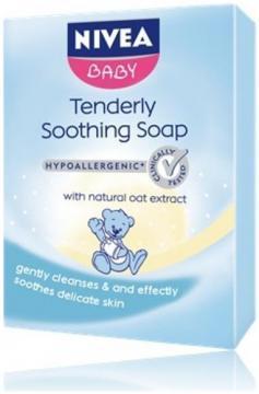 Baby - sapun crema cu extract de ovaz - Pret | Preturi Baby - sapun crema cu extract de ovaz