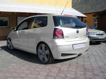 VW Polo 9N Spoiler Spate EDS - Pret | Preturi VW Polo 9N Spoiler Spate EDS