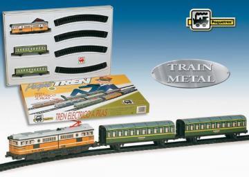 Trenulet electric calatori clasic - Pret | Preturi Trenulet electric calatori clasic