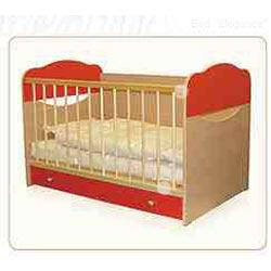 Bertoni - Pat lemn 60/120 Elegance + cearceaf de pat cadou - Pret | Preturi Bertoni - Pat lemn 60/120 Elegance + cearceaf de pat cadou