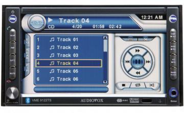 Audiovox VME9122TS - Pret | Preturi Audiovox VME9122TS