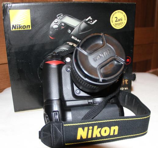 Nikon D90 ,obiective,blitz sb 900 - Pret | Preturi Nikon D90 ,obiective,blitz sb 900