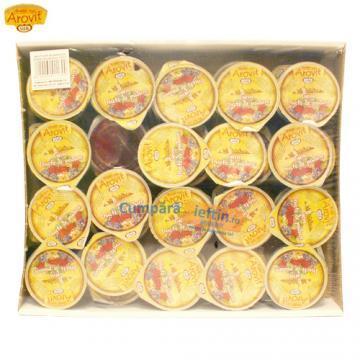 Gem de fructe de padure Arovit portionat 40 buc x 20 gr - Pret | Preturi Gem de fructe de padure Arovit portionat 40 buc x 20 gr