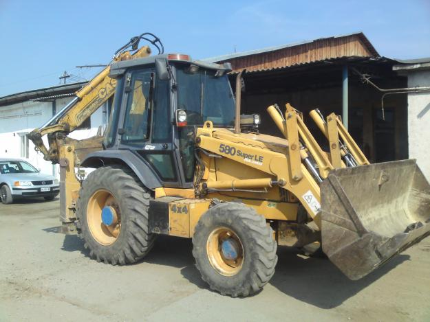 vand   buldoexcavator case 580 sle-2001 - Pret | Preturi vand   buldoexcavator case 580 sle-2001