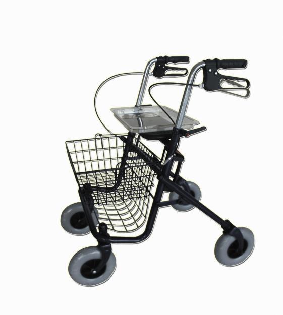Rolator 4 roti, scaun si cos - Pret | Preturi Rolator 4 roti, scaun si cos