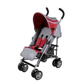 Carucior Buggy Red Grey - Pret | Preturi Carucior Buggy Red Grey