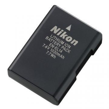 Baterie Nikon EN-EL14 pentru D3100, D7000, VFB10602 - Pret | Preturi Baterie Nikon EN-EL14 pentru D3100, D7000, VFB10602