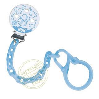 Lant pentru suzeta BABY BLUE - Pret | Preturi Lant pentru suzeta BABY BLUE