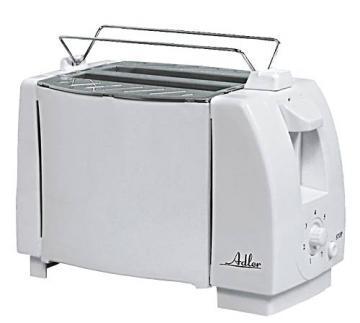 Prajitoare de Paine - Adler AD 33 Toaster 750W 7 trepte reglare grad rumenire - Pret | Preturi Prajitoare de Paine - Adler AD 33 Toaster 750W 7 trepte reglare grad rumenire