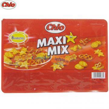 Chio Maxi Mix 8 varietati 300 gr - Pret | Preturi Chio Maxi Mix 8 varietati 300 gr