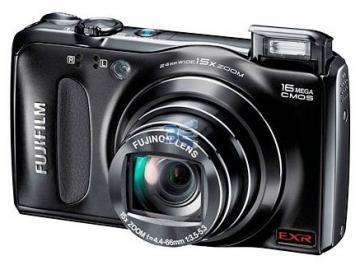 Fujifilm Finepix F500 Negru + Transport Gratuit - Pret   Preturi Fujifilm Finepix F500 Negru + Transport Gratuit
