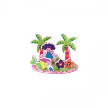 Jucarie de baie Insula paradisului - Pret | Preturi Jucarie de baie Insula paradisului