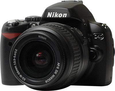 Nikon D40 DSLR - Pret | Preturi Nikon D40 DSLR