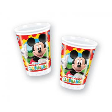 Pahare Mickey Clubhouse - Pret | Preturi Pahare Mickey Clubhouse