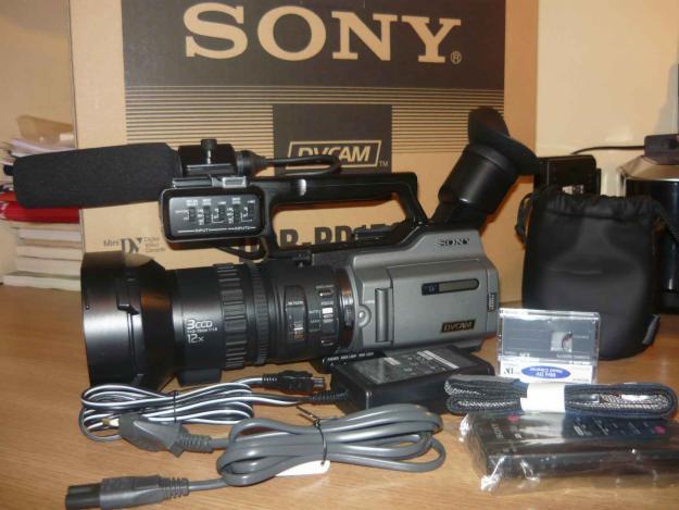 Vind Sony PD 170 - camera video profesionala DVCam - Pret | Preturi Vind Sony PD 170 - camera video profesionala DVCam