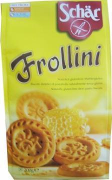 Biscuiti fara gluten Frollini - Pret | Preturi Biscuiti fara gluten Frollini