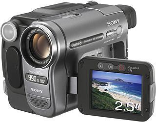 NOW Vand camera video SONY DCR-TRV 285E PAL noua - super pret - Pret | Preturi NOW Vand camera video SONY DCR-TRV 285E PAL noua - super pret