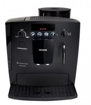 Automate cafea - Nivona NICR 605 1.8 L 15 bari Rasnita Jet aburi spumare - Pret | Preturi Automate cafea - Nivona NICR 605 1.8 L 15 bari Rasnita Jet aburi spumare