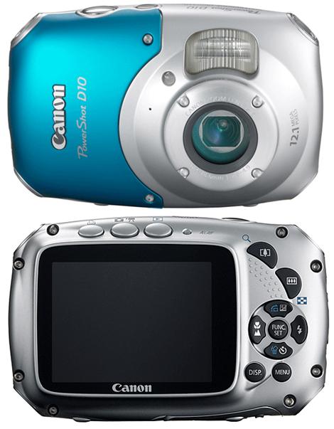 Vand Canon PowerShot D10 NOU! SIGILAT! - Pret | Preturi Vand Canon PowerShot D10 NOU! SIGILAT!