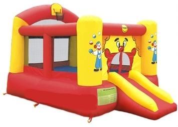 Happy Hop -  Saptiu de joaca Clown Hoop Bouncer - Pret | Preturi Happy Hop -  Saptiu de joaca Clown Hoop Bouncer