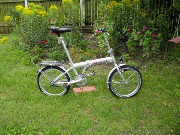 bicicleta plianta alubike made in germany - Pret | Preturi bicicleta plianta alubike made in germany
