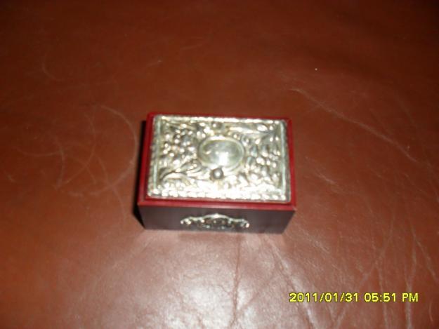 Caseta bijuterii argint - Pret   Preturi Caseta bijuterii argint