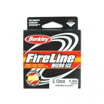 Fir Berkley Fireline Micro Ice 015mm/7,9Kg/45m - Pret | Preturi Fir Berkley Fireline Micro Ice 015mm/7,9Kg/45m