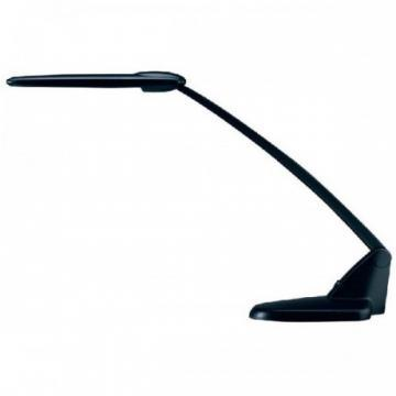 Lampa cu halogen UNILUX Brio - neagra - Pret | Preturi Lampa cu halogen UNILUX Brio - neagra