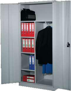 Dulap metalic haine, 920 x 500 x 1950 mm - Pret | Preturi Dulap metalic haine, 920 x 500 x 1950 mm