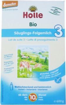 Lapte bio instant pentru sugari Formula 3 - Pret | Preturi Lapte bio instant pentru sugari Formula 3