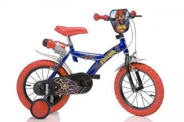 Bicicleta Spiderman 143G-S - Pret | Preturi Bicicleta Spiderman 143G-S