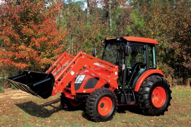 Tractor nou, 2012, 4x4, 60 CP Turbo, Cabina Deluxe cu AC, sudcorean KIOTI - Pret | Preturi Tractor nou, 2012, 4x4, 60 CP Turbo, Cabina Deluxe cu AC, sudcorean KIOTI