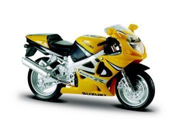 Bburago Suzuki GSX R750 Macheta Motocicleta 1 la 18 - Pret | Preturi Bburago Suzuki GSX R750 Macheta Motocicleta 1 la 18