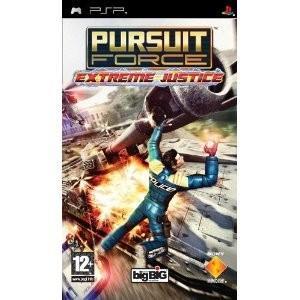 Joc PSP Pursuit Force Extreme Justice - Pret | Preturi Joc PSP Pursuit Force Extreme Justice