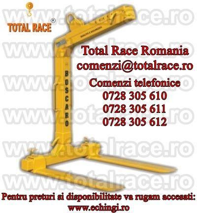 Furca de macara cu reglarea centrului de greutate cu arc - Pret | Preturi Furca de macara cu reglarea centrului de greutate cu arc