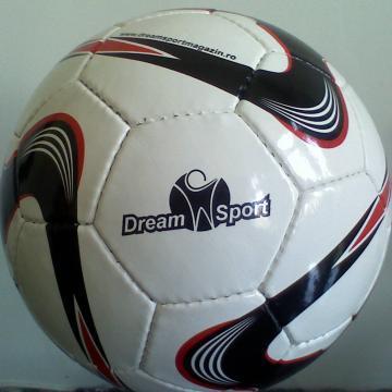 Minge fotbal Dream Sport -piele sintetica potrivita pentru orice suprafata de joc (teren sintetic,sala,astfal etc) Material :P.U Culori disponibile: Alb+negru Marime: 5 Greutate: 420 gr Producator: Dream Sport - Pret | Preturi Minge fotbal Dream Sport -piele sintetica potrivita pentru orice suprafata de joc (teren sintetic,sala,astfal etc) Material :P.U Culori disponibile: Alb+negru Marime: 5 Greutate: 420 gr Producator: Dream Sport