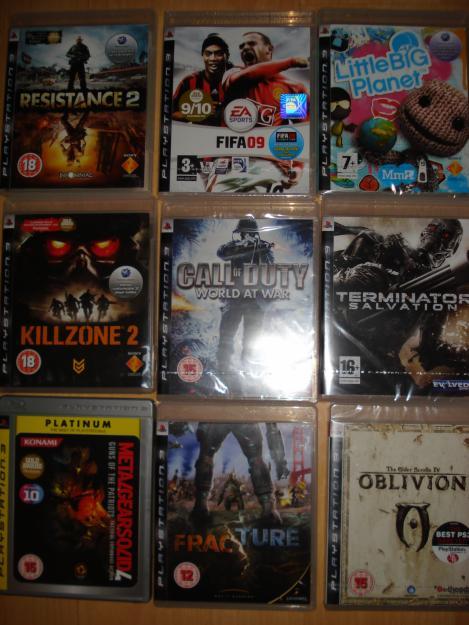 VAND JOCURI PLAYSTATION 3 NOI si la comanda -PS2 si Xbox 360 WII si GAME CUBE - Pret | Preturi VAND JOCURI PLAYSTATION 3 NOI si la comanda -PS2 si Xbox 360 WII si GAME CUBE