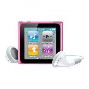 Apple iPod Nano 6th Generation 8GB Pink (mc692qb/a) - Pret | Preturi Apple iPod Nano 6th Generation 8GB Pink (mc692qb/a)
