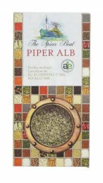 Condiment bio - piper alb macinat - Pret | Preturi Condiment bio - piper alb macinat