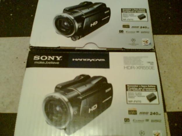 Videocamera Sony HDR-XR550 240GB HD Handycam pret 890 euro, Sigilate, Pret Final ! - Pret | Preturi Videocamera Sony HDR-XR550 240GB HD Handycam pret 890 euro, Sigilate, Pret Final !