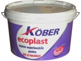 Vopsea superlavabila antimucegai pentru bai si bucatarie Ecoplast 4 l - Pret | Preturi Vopsea superlavabila antimucegai pentru bai si bucatarie Ecoplast 4 l