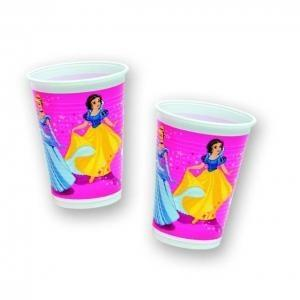 Princess Magic Prismatic  - Pahare Plastic, 200 ml (8 buc.) - Pret | Preturi Princess Magic Prismatic  - Pahare Plastic, 200 ml (8 buc.)