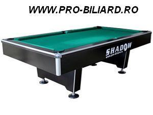 La Oferta: Masa de Biliard Shadow 7, 8ft cu montaj, accesorii gratis - Pret | Preturi La Oferta: Masa de Biliard Shadow 7, 8ft cu montaj, accesorii gratis