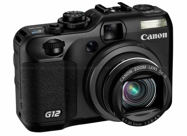 Vand Canon PowerShot G12 NOU! SIGILAT! - Pret | Preturi Vand Canon PowerShot G12 NOU! SIGILAT!