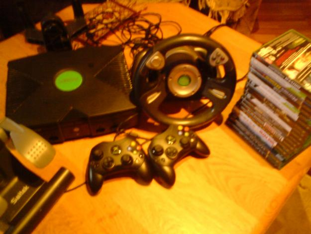 Xbox cu diverse jocuri - Pret   Preturi Xbox cu diverse jocuri