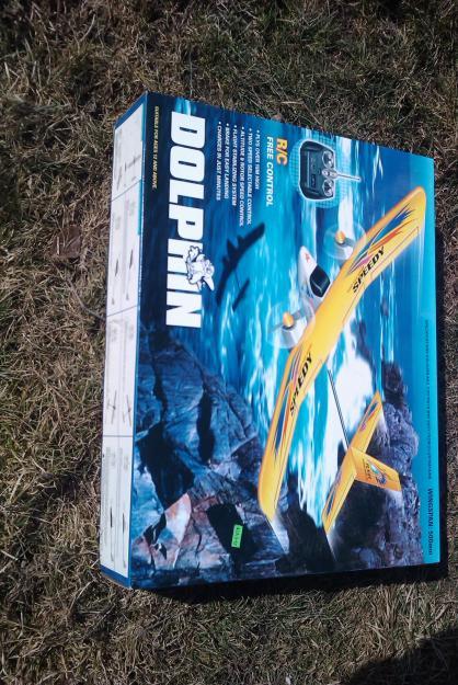 "Avion radiocomandat ""Dolphin"" - Pret   Preturi Avion radiocomandat ""Dolphin"""