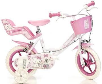 Bicicleta DINO BIKES - serie CHARMMY KITTY - Pret | Preturi Bicicleta DINO BIKES - serie CHARMMY KITTY