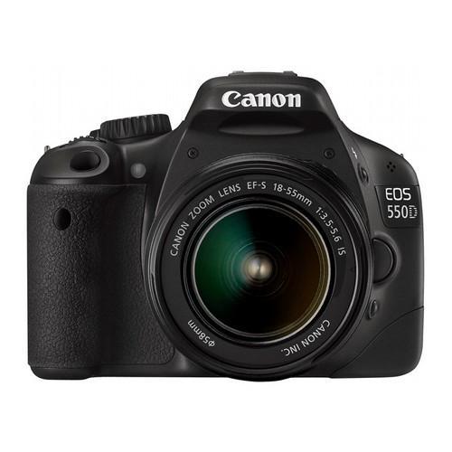 Promo Aparat foto DSLR Canon EOS 550D +Kit Obiectiv EF-S 18-55 IS - Pret | Preturi Promo Aparat foto DSLR Canon EOS 550D +Kit Obiectiv EF-S 18-55 IS