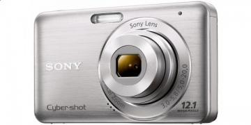 Cyber-shot W310 Silver, 12.1MP - Pret | Preturi Cyber-shot W310 Silver, 12.1MP