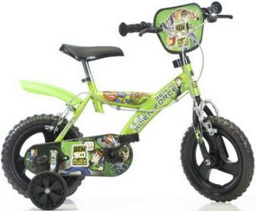 Bicicleta DINO BIKES - serie BEN 10 - Pret | Preturi Bicicleta DINO BIKES - serie BEN 10